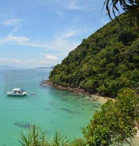 Segeltörn Phuket Thailand. Charter private Segelyacht