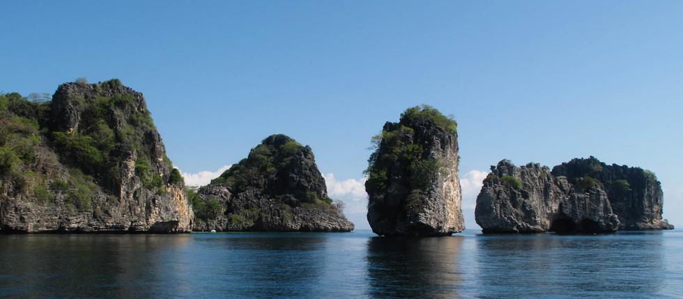 Ko Ha - 5 Inseln - Im Sueden von Phuket.